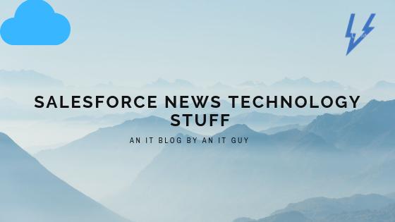 Salesforce News Technology Stuff, Einstein OCR